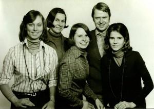 Georg mit Verkäuferinnen Brackwede_70ger